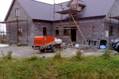 New Build in Aberaeron Ceredigion
