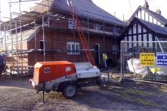 New Build at Upavon Wiltshire